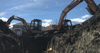 Service - Excavation
