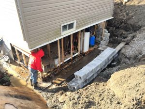 Foundation – Replacement – 7