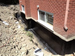 Foundation – Waterproofing – 1