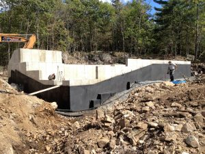 Foundation – Waterproofing – 3
