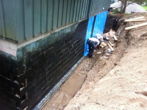 Foundation – Waterproofing – 4