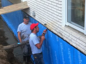 Foundation – Waterproofing – 6