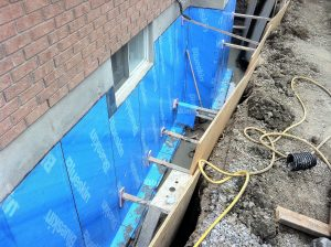 Foundation – Waterproofing – 7