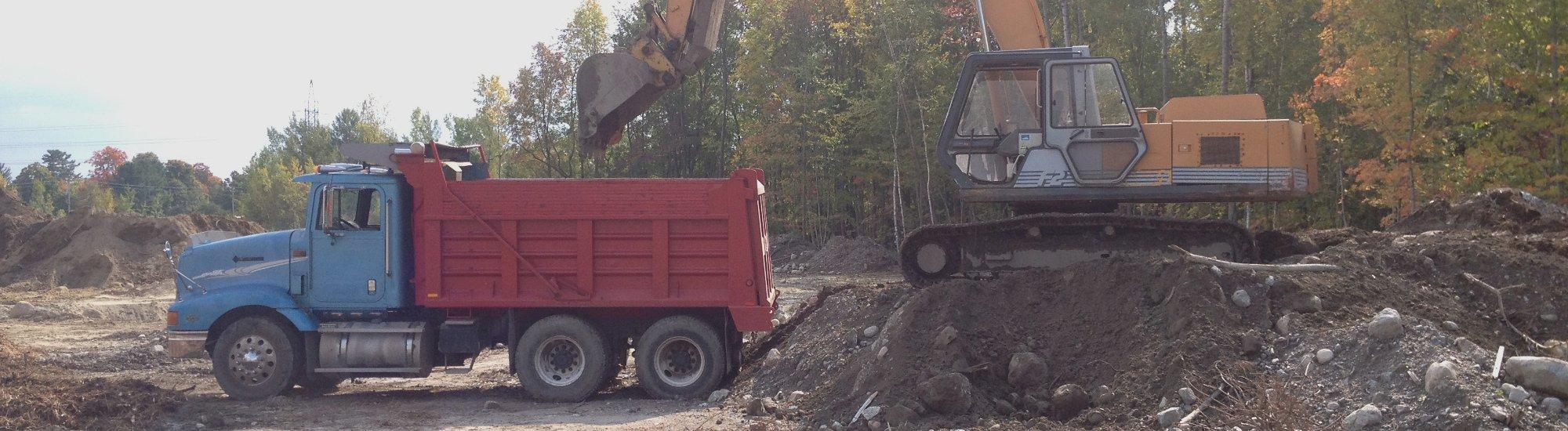 Slider camion - Réalisations