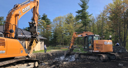 Excavation - Construction et addition